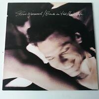 Stevie Winwood - Back in the High Life - Vinyl LP UK 1st Press