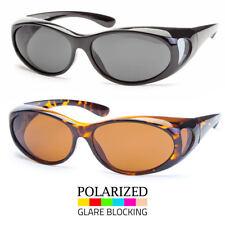 Polarized Sungles Cover Put Wear Over Prescription Gles Fit Driving Sz Me