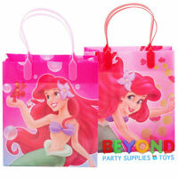 Disney Little Mermaid Ariel Birthday Party Favor Goody Gift Candy Loot Bags NEW!