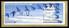 Frankreich * France * ATM Torcy * C001.77468 * hoher Wert P.N.U. 14,00 * MNH