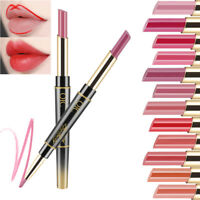 14 Color Waterproof Super Stay 24Hour 16Color/2 In 1 Lipstick Matte Lip Liner HD