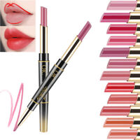 14 Color Waterproof Super Stay 24Hour 16Color/2 In 1 Lipstick Matte Lip Line6ON