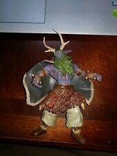 World Of Warcraft Series 2 Night Elf Druid  Action Figure
