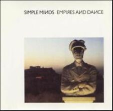 Simple Minds Empires And Dance Uk Lp