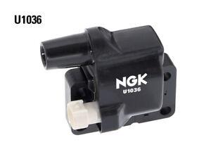 NGK Ignition Coil U1036 fits Mazda 323 1.8 16V Astina (BA), 1.8 Astina (BA), ...