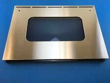 New listing Genuine Ge Range Oven Outer Door Glass Panel Assembly Wb57T10292 Wb56T10164