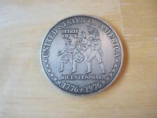 United State of America Bicentennial Spirit of '76 200 years of progress Medal