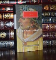 The Metamorphoses by Ovid Ribbon New Hardcover Deluxe Collectible Classics
