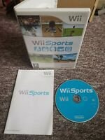 Wii Sports - Nintendo Wii/Wii U Game - BOXED COMPLETE - Fast & Free P&P!