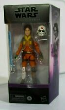 Star Wars Black Series Ezra Bridger Star Wars Rebel - 6 in Figure (New Edition)