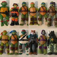 TMNT Teenage Mutant Ninja Turtles Choice of Action Figure Viacom Playmates Toys