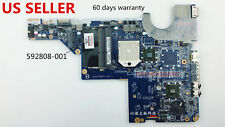 592808-001 Amd Motherboard for Hp Cq42 G42 Cq62 G62 Laptops, No Hdmi, Us Loc A