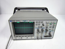 HP 54645D 2 CHANNEL 100MHZ 200MSA/S MIXED SIGNAL OSCILLOSCOPE WITH 54650A GPIB