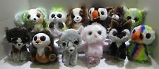 Lumo Stars Plush Animals - Many Different Varieties - You Choose
