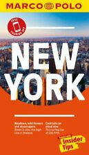 New York Marco Polo Pocket Travel Guide - with pull out map 9783829707770