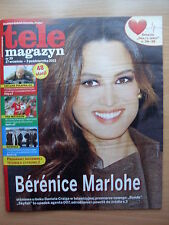 Tele Magazyn 39/2013 BERENICE MARLOHE on front cover,James Bond 007,Daniel Craig