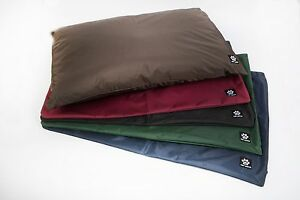 Thick Waterproof Dog Mattress Spare Covers in sizes Medium - Large - X Large
