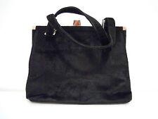 NICOLETTE VINTAGE '60 Borsa Antica Velluto Velvet Bag Rare