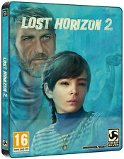 Lost Horizon 2 Steelbook Jeu PC Koch Media
