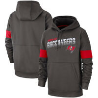 Tampa Bay Buccaneers Hoodie 100th Anniversary Pullover Legendary Performance