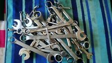 Huge job lot of metric spanners new and used