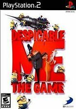 Despicable Me: The Game (Sony PlayStation 2, 2010) COMPLETE, GREAT SHAPE
