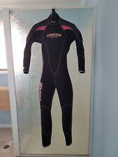 ladies 7mm semi-dry wetsuit