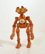 "2002 B.E.N. Ben Robot 4.25"" McDonald's Action Figure #2 Disney Treasure Planet"