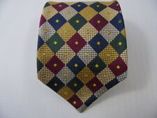 RUBEN MILANO SILK TIE SETA CRAVATTA MADE IN ITALY 41