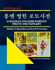 Longman English-Korean Photo Dictionary