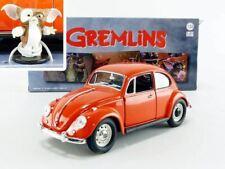 Gremlins - 1967 Volkswagen Beetle 1:24 Scale Die-Cast Car with Gizmo Figure