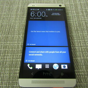 HTC ONE, 32GB - (AT&T) CLEAN ESN, WORKS, PLEASE READ!! 39511