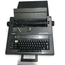 Brother Compactronic 300M Electronic Typewriter Machine With Carrying Handle