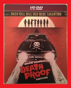 @@@ Death Proof - Todsicher STEELBOOK (2007) HDDVD HD-DVD