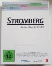 DVD Box - Stromberg - Staffel 4 - Limited Edition !! mit Christoph Maria Herbst