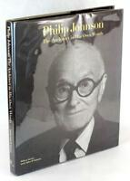 Signed Philip Johnson First Edition 1994 The Architect in His Own Words HC w/DJ