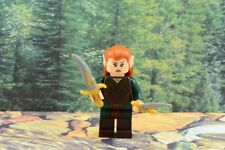 Lego Mini Figure Hobbit Tauriel Daggers 2-Sided Head Lord of the Rings 79001