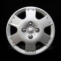 Fits Toyota Echo 2000-2005 Hubcap - Premium Replica 14-inch Wheel Cover - Silver