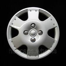 Toyota Echo 2000-2005 Hubcap - Premium Replacement 14-inch Wheel Cover - Silver