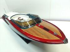 Riva - bateau bois - 89 cm