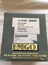 Emgo Air Filter 12-93060 Kawasaki 11013-1122, 1011-0492