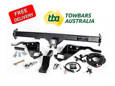 HILUX 4WD Sept 2015 onwards HEAVY DUTY TOWBAR INCLUDING WIRING KIT