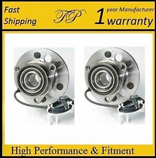 Front Wheel Hub Bearing Assembly for CADILLAC Escalade (6 stud) 1999 - 2000 PAIR