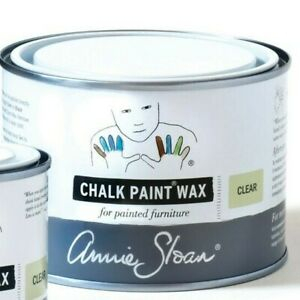 Annie Sloan -Clear Wax- A large 500ml tin - to seal your painted furniture