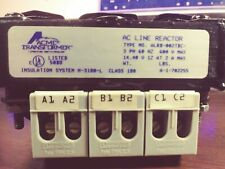 ACME ALRB-002TBC AC LINE REACTOR 3 PHASE 600 VOLT CLASS 180 NEW IN CASE