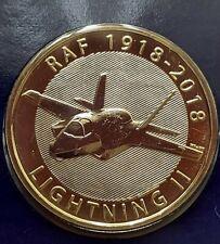 RAF LIGHTNING 2 Two Pound Coin BU 2018. Sealed Card BUNC