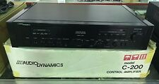 Vintage AUDIO DYNAMICS C-200 CONTROL TUNER PRE-Amplifier BRAND NEW IN BOX!!!
