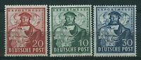 Set Germany 1949, MH, combine shipping 1326