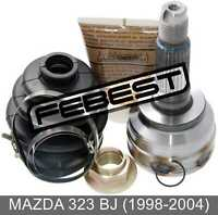 Outer Cv Joint 28X56X26 For Mazda 323 Bj (1998-2004)