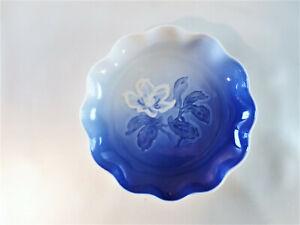 B & G / BING & GRÖNDAHL SCHÄLCHEN blaue Blume